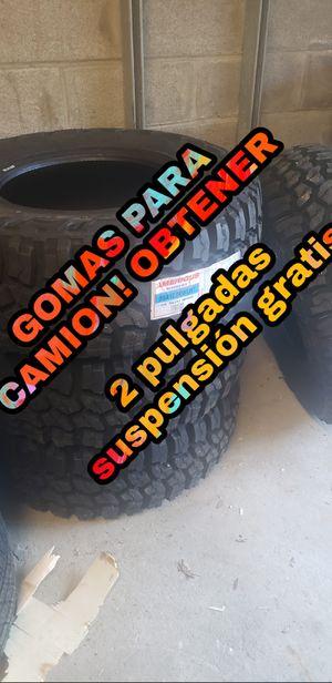 ¡¡¡GOMAS DE Camión!!! : Sin verificación de crédito, 40$ solo el día de hoy! for Sale in New York, NY