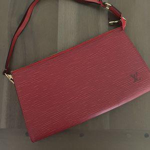 Louis Vuitton Epi Leather Pochettee Purse Bag for Sale in Miami, FL