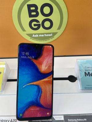 Switch to Boost Mobile and get TWO FREE GALAXY A20! for Sale in Lubbock, TX