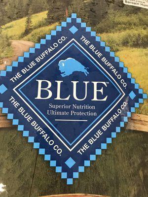 22 lbs. Blue Buffalo Dog Food for Sale in Nashville, TN