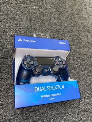 ⚠️ NEW PS4 CRYSTAL BLUE CONTROLLER $55 FIRM ⚠️ for Sale in San Jose, CA