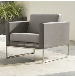 Crate and Barrel Outdoor Furniture Set for Sale in Ashburn, VA
