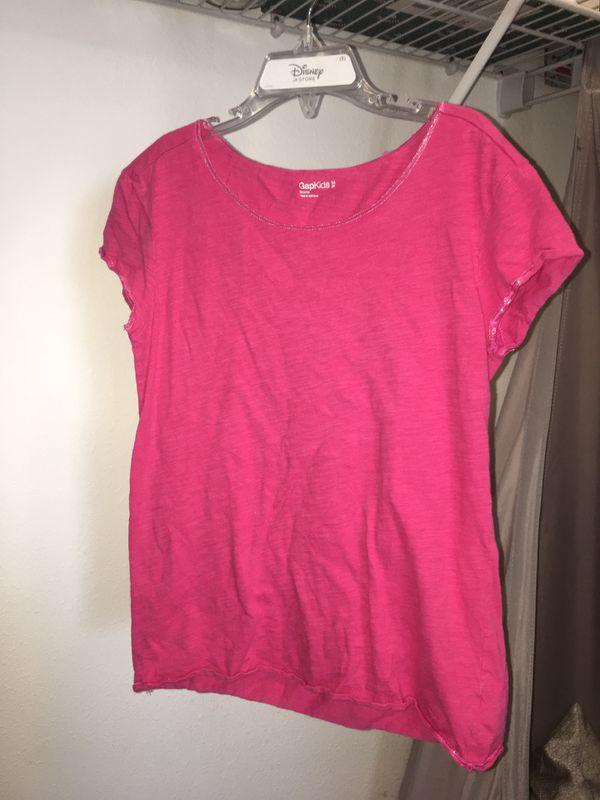 Gap kids pink t-shirt
