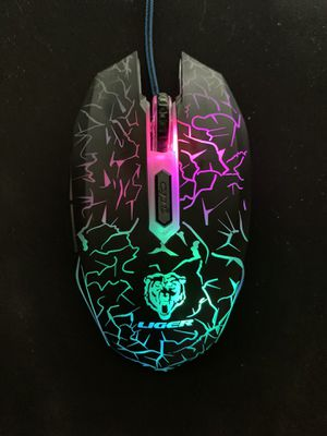LIGER RGB Wired Gaming Mouse for Sale in Tallahassee, FL