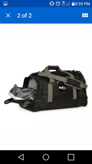 Fedex duffle bag for Sale in Rancho Cucamonga, CA