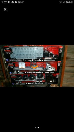 1:43 scale toy trucks for Sale in Ragland, AL