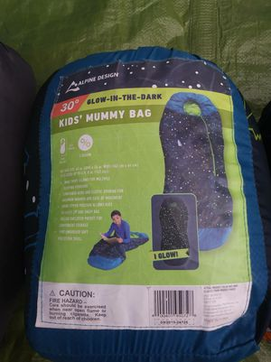 [ONE DAY LIMITED OFFER] Set of 2 Sleeping Bags for Children for Sale in Silver Spring, MD