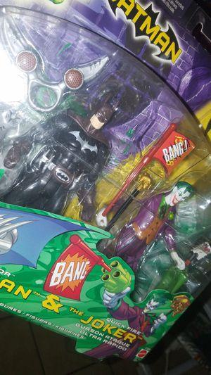 Batman & joker 2 pack sealed for Sale in Oakland, CA