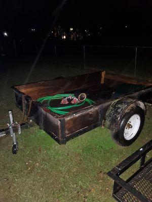 5 X 8 trailer nice heavy-duty for Sale in Rockvale, TN