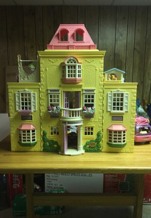 Fisher Price Loving Family Twin Time Dollhouse for Sale in Boston, MA