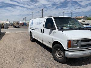 Chevy express van 3500 for Sale in Phoenix, AZ