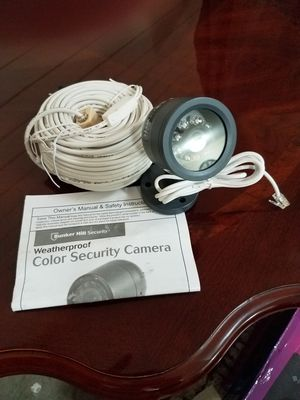 Bunker Hill Color Security Camera for Sale in Seattle, WA