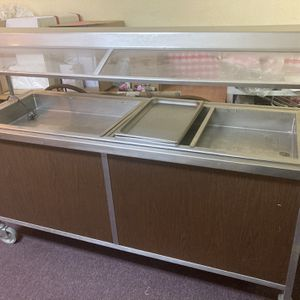 Commercial Cold Service Table for Sale in Cheney, WA