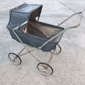 Antique Baby Doll Carriage for Sale in Orange, CA