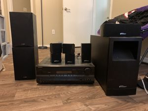 Music/surround sound system for Sale in Tempe, AZ