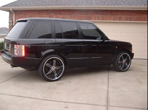 2003 Land Rover Range Rover 24 INCH WHEELS*VERY CLEAN for Sale in Goddard, KS