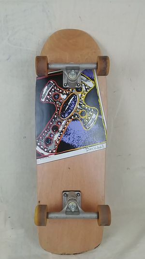 Vintage Ray Underhill 1991 Complete Skateboard for Sale in Tacoma, WA