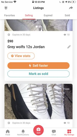 Jordan's 12s size 11 for Sale in Rochester, MN