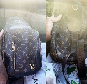 Authentic Louis Vuitton bag, never used. Perfect condition for Sale in Riverside, CA