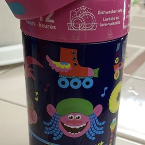 Trolls Stainless Steel Kids Sippy Cup for Sale in Port St. Lucie, FL