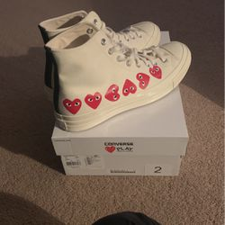 CDG Converse for Sale in Riverdale,  GA