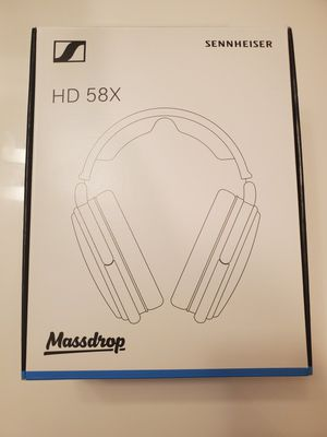 Sennheiser HD 58x for Sale in Lincoln, NE