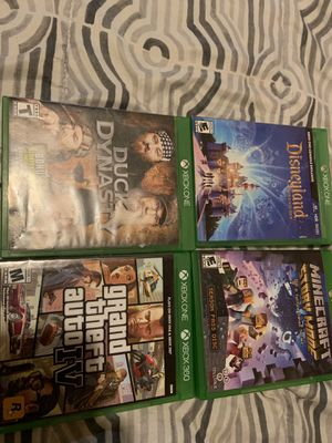 Xbox one games 35$ for Sale in North Las Vegas, NV