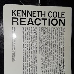 Kenneth Cole Reaction Briefcase for Sale in Tacoma, WA