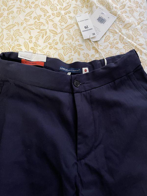 Levi's pants Josh Peskowitz
