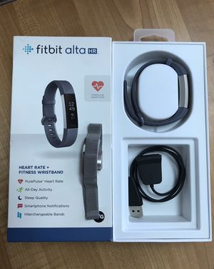 Fitbit Alta HR for Sale in West Covina, CA
