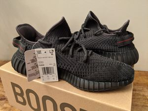 Yeezy Boost 350 V2 - Black - Size 9 for Sale in Chantilly, VA