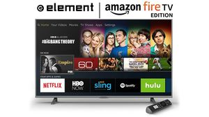 4k 65 inch Element Amazon fire tv for Sale in Galesburg, MI