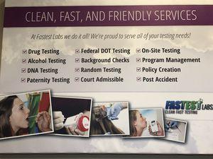 DNA & Drug Testing for Sale in Boston, MA