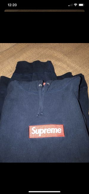Supreme box logo hoodie for Sale in Claremont, CA