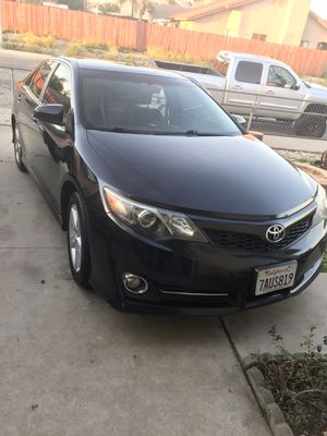 2013 Toyota Camry for Sale in Moreno Valley, CA
