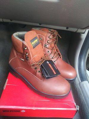 Wolverine work boots brand new size 9 $50 for Sale in Philadelphia, PA