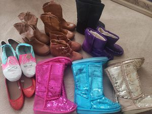 Girls Boots size 13 for Sale in Turlock, CA