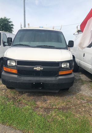 2012 Chevy Express Van for Sale in Houston, TX