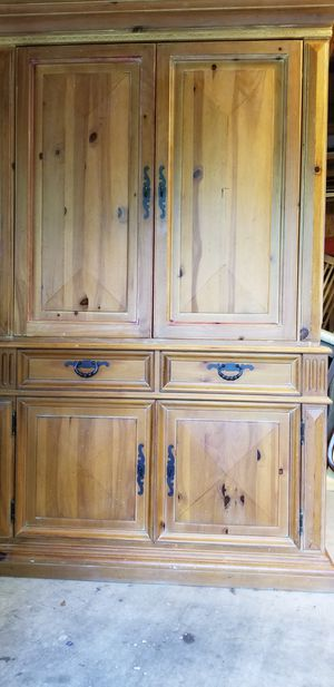 THOMASVILLE furniture Armoire. for Sale in Orange Park, FL