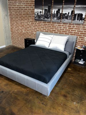 Baxton Studio Platform Bed - Queen for Sale in St. Louis, MO