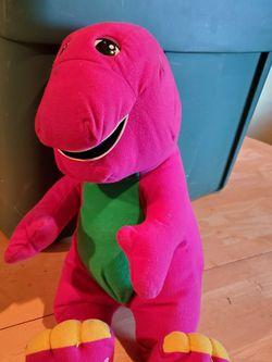 Barney Stuffed Animal for Sale in Nutley,  NJ