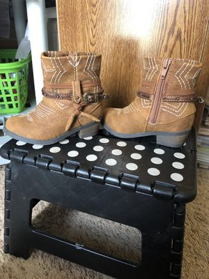 EUC toddler girls boots for Sale in Colorado Springs, CO