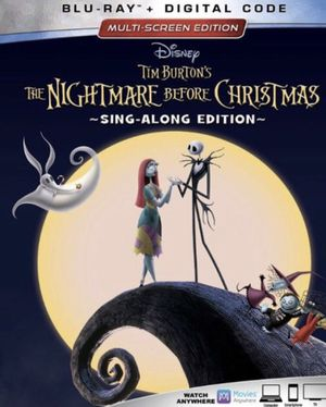 The nightmare before christmas Disney marvel Harry Potter DC movies Bluray and dvd collectibles for Sale in Everett, WA