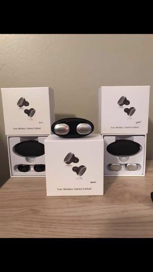 2019 True wireless speaker earbuds for Sale in Wichita, KS