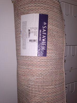 Large shag rug 9x6 for Sale in Alexandria, VA