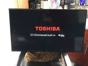 Toshiba Smart Tv 4K $180 for Sale in Oakland, CA