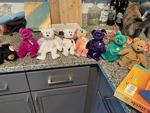 Beanie Babies Rare Make Offers for Sale in Clearwater, FL