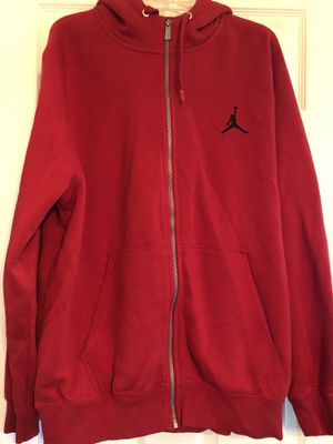 Michael Jordan hoodie jacket size XL for Sale in Oakwood, GA
