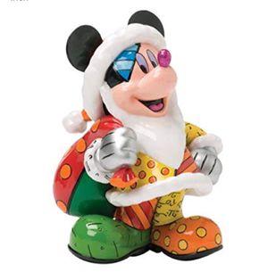 Britto Mickey Mouse Santa for Sale in North Las Vegas, NV