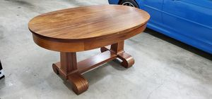 Antique oval table - early 1900's for Sale in Tacoma, WA